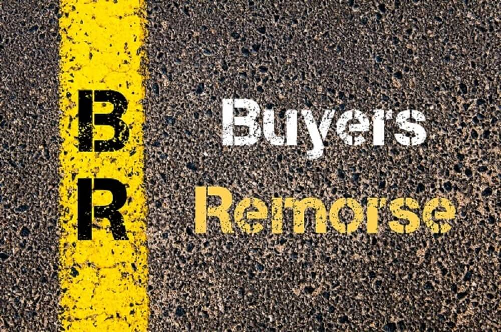 Buyer's Remorse: Why Clients Get It and How to Stop It