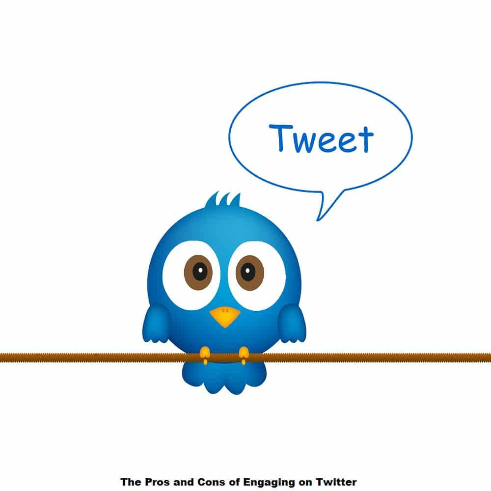 The Pros and Cons of Engaging on Twitter